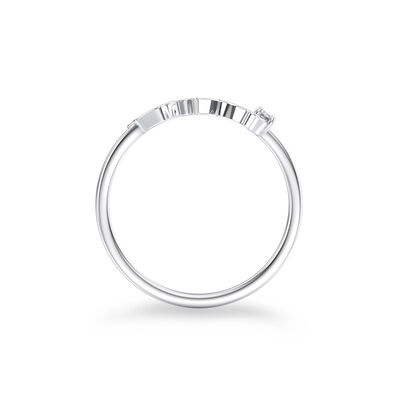 My Africa Medium Diamond Ring in 14K White Gold, , large image number null