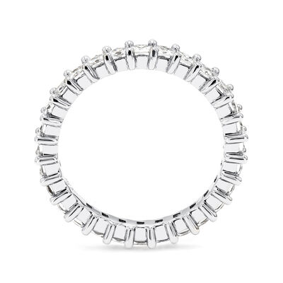 2.00 Carat My Girl Diamond Eternity Ring In Platinum, , large image number null